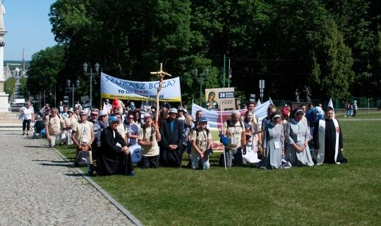 26 lipca zamknięcie zapisów na pierwszy dzień pielgrzymki